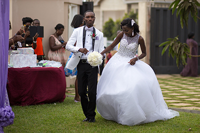 verheiratetes paar als moderatoren